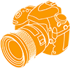 Camera Memory Speed - Camera Logo