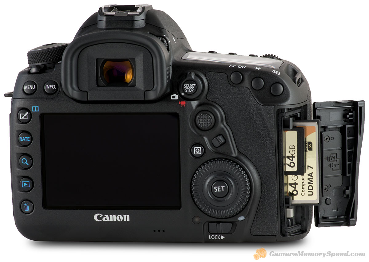 fastest sd and cf cards for the canon 5d mark iv a. Black Bedroom Furniture Sets. Home Design Ideas