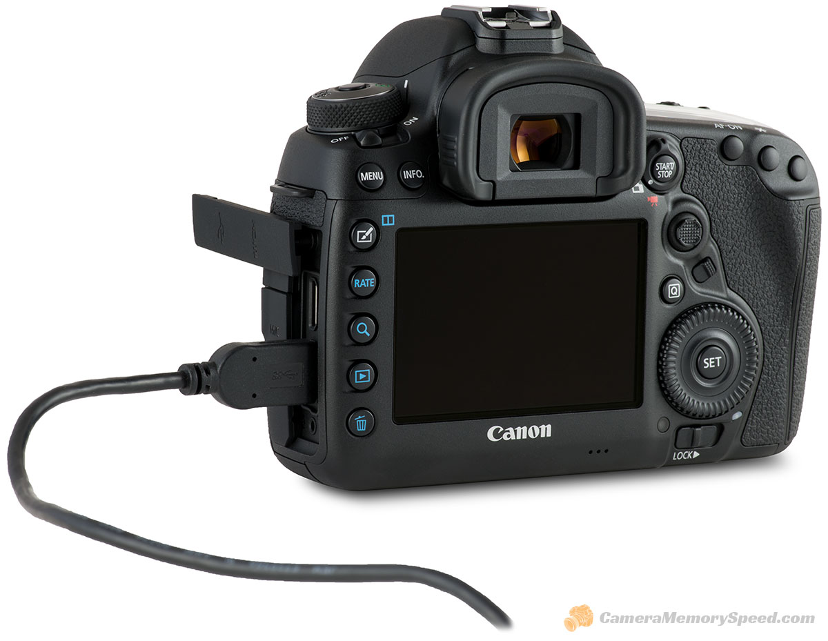 Fastest Sd And Cf Cards For The Canon 5d Mark Iv A