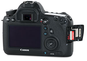 Canon 6d Fastest Sd Card Write Speed Tests And Memory Card