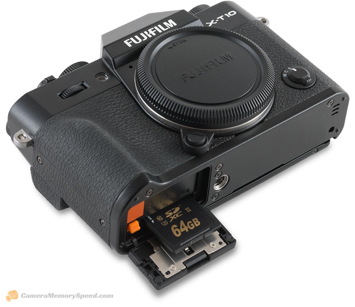 Nikon d800 sd card slot