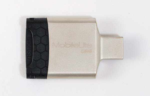 Kingston MobileLite G4 Card Reader Top