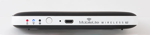 Kingston MobileLite Wireless G2 WiFi card reader