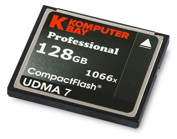 Komputerbay 1066x 128GB CompactFlash Card