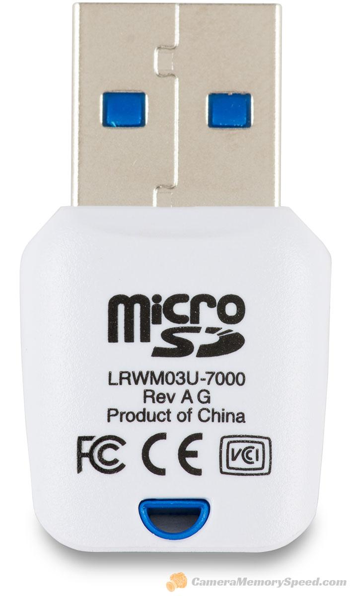 Review Lexar Lrwm03u 7000 Microsd Uhs I Card Reader Usb 30 Sandisk Extreme Pro A1 64gb 100mb S Microsdhc Micro Sd Back