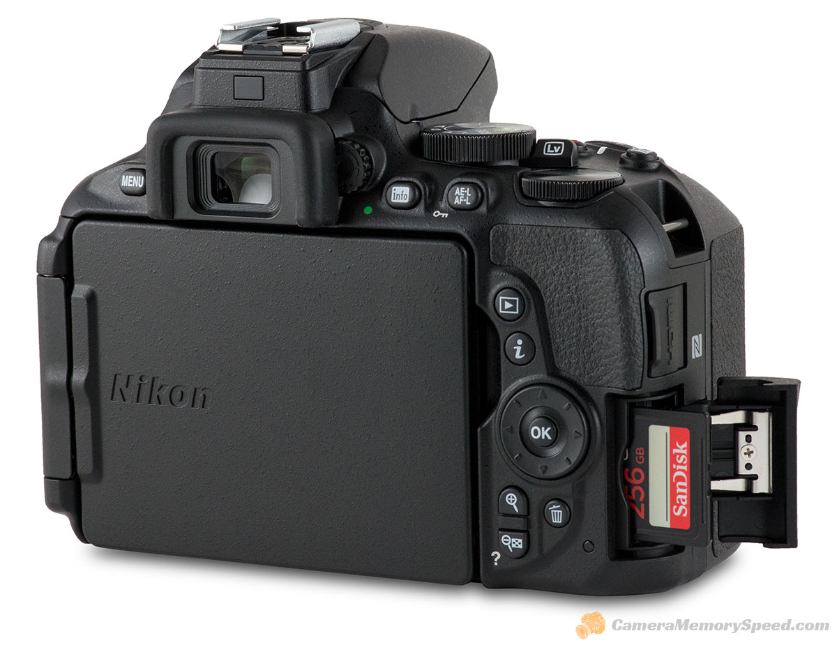 Nikon D5600 Fastest Sd Card Write Speed Test A Comparison