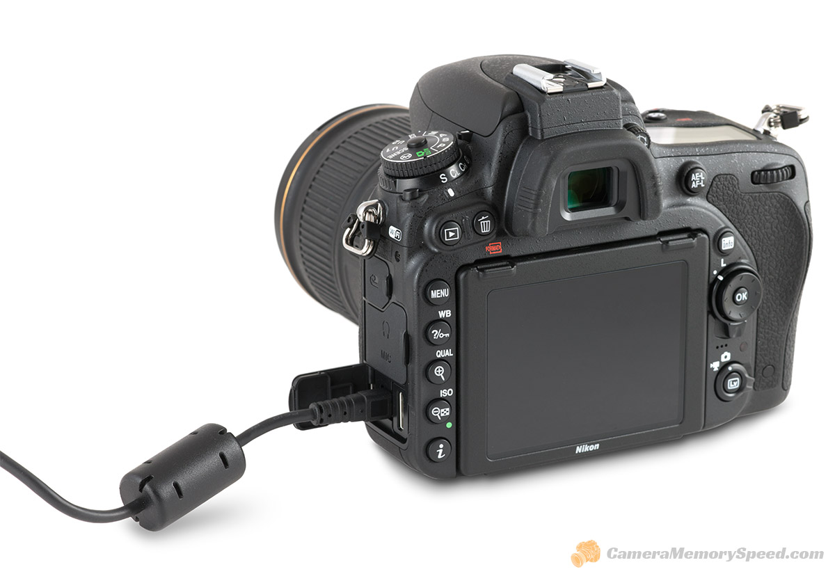 Nikon D750 SD Card Comparison - Write speed test and fastest