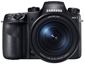 Samsung NX1 to support UHS-II SD cards