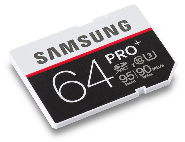 Samsung PRO Plus 64GB SDXC Card