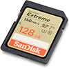 SanDisk Extreme 150MB/s 128GB Review