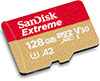 SanDisk Extreme 160MB/s V30 A2 microSDXC 128GB Review
