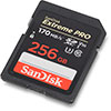 SanDisk Extreme Pro 170MB/s 256GB Review