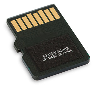 SanDisk Ultra 80MB/s 128GB microSDXC Card back