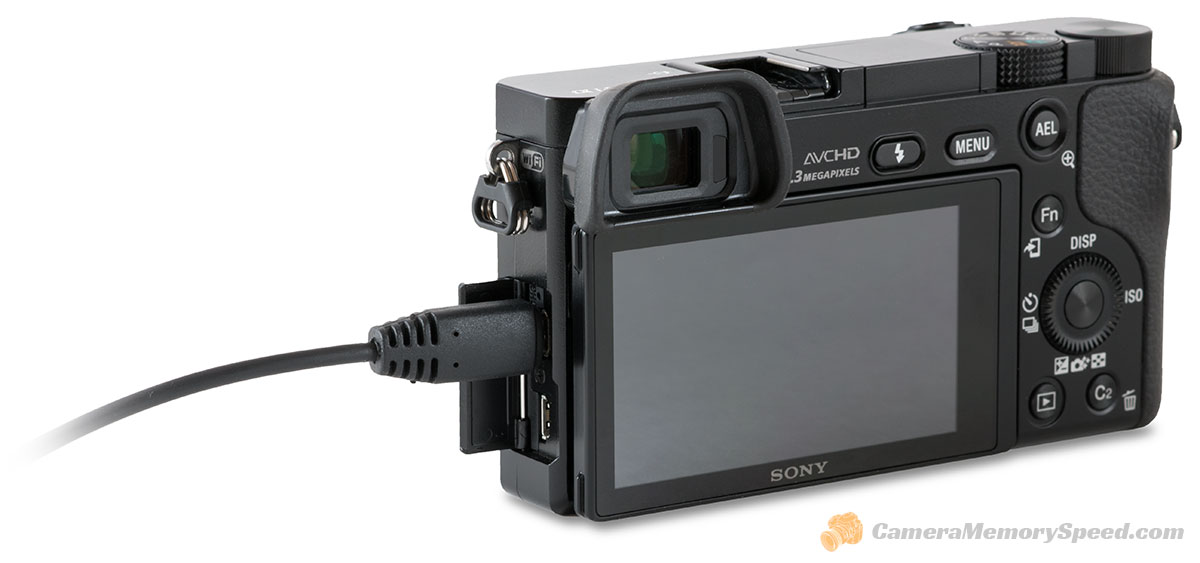 Sony A6000 SD Card Speed Comparison of Fast Memory Cards for