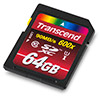 Transcend 600x 64GB Review