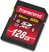 Transcend 600x 128GB Review